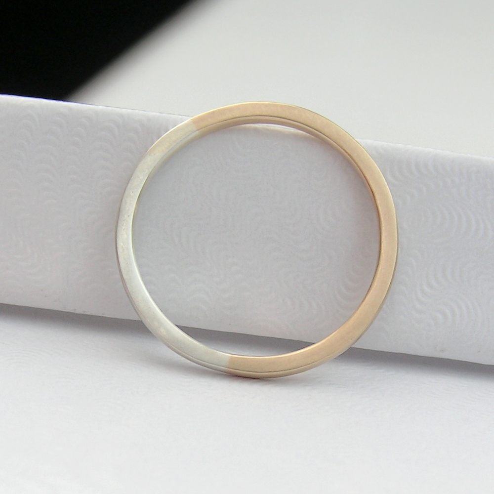 golden ratio 1 5 mm 9k gold silver yellow gold wedding bands Golden Ratio 1 5 mm 9k Gold Silver Wedding bands made of 9ct yellow