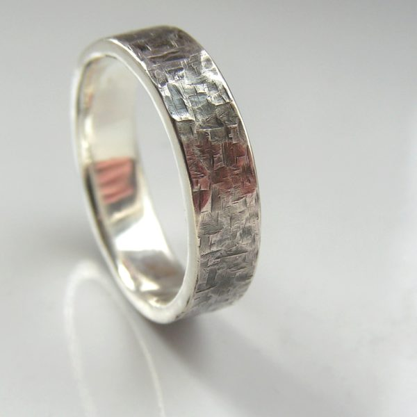 Rock Texture Ring