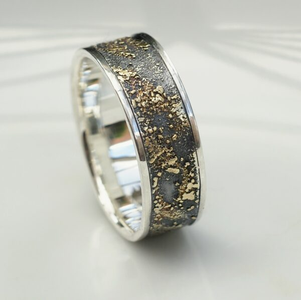 Gold Chaos with Silver Edges