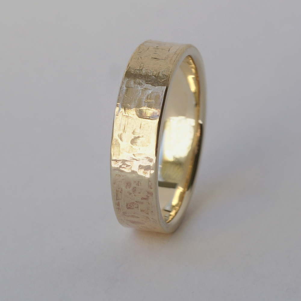 finish rustic karat pricing wedding bands ring simple prices gold naturally options look band hammered and to high have these yellow a thanks