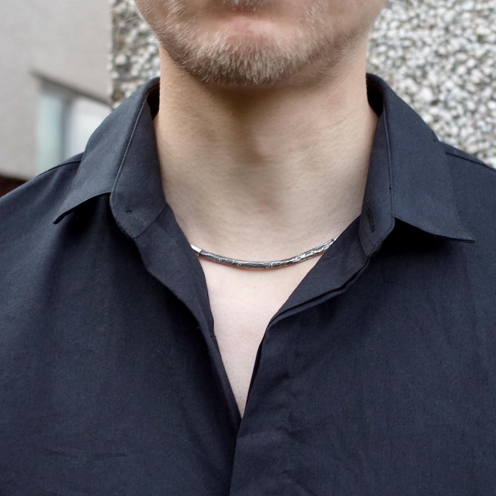 4f9248ac2b7d4 Rustic Mens Choker Necklace – Anna Rei Jewellery