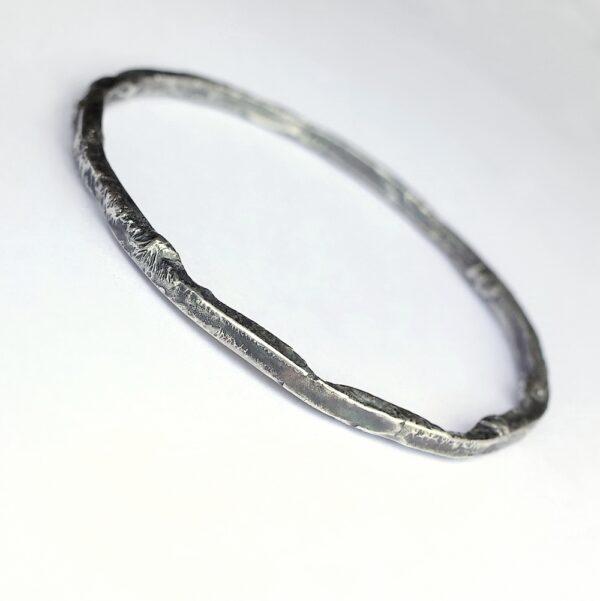 Rustic Square Bracelet